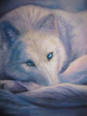 White_wolf_Princess