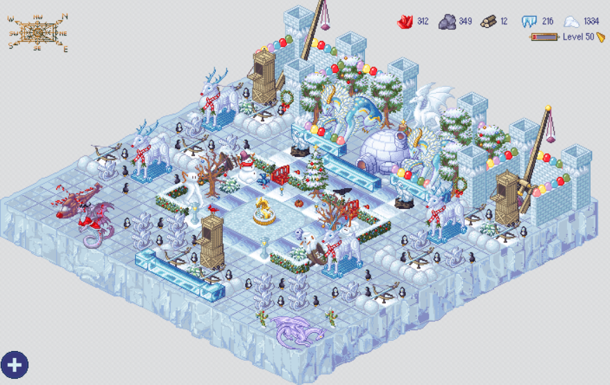 Snow Wars 2 Dragon Cave.png