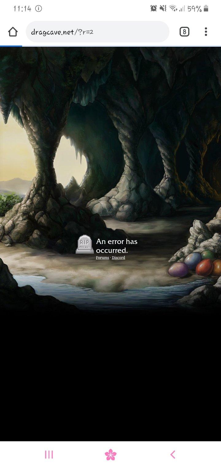 Super-bad lag? - Help - Dragon Cave Forums