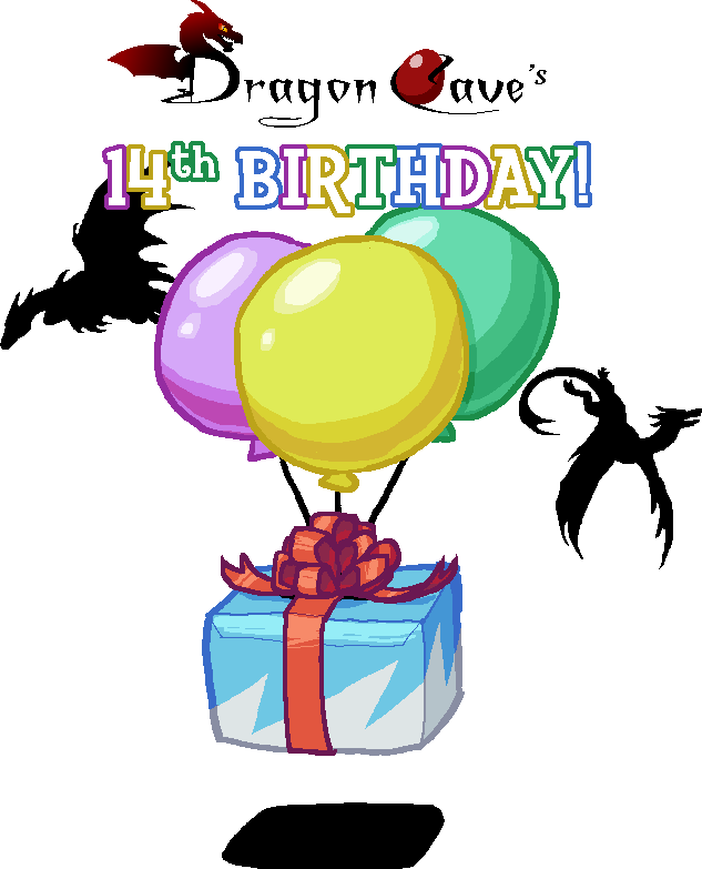 Dragon Cave's 14th Birthday!